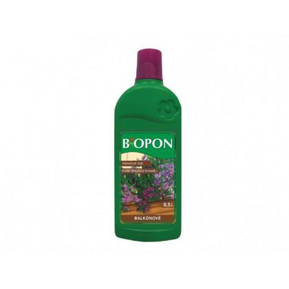 BIOPON - kapalné hnojivo pro balkónové rostliny - 0,5 l