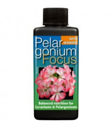 Hnojivo pro muškáty - Pelargonium focus - 100 ml