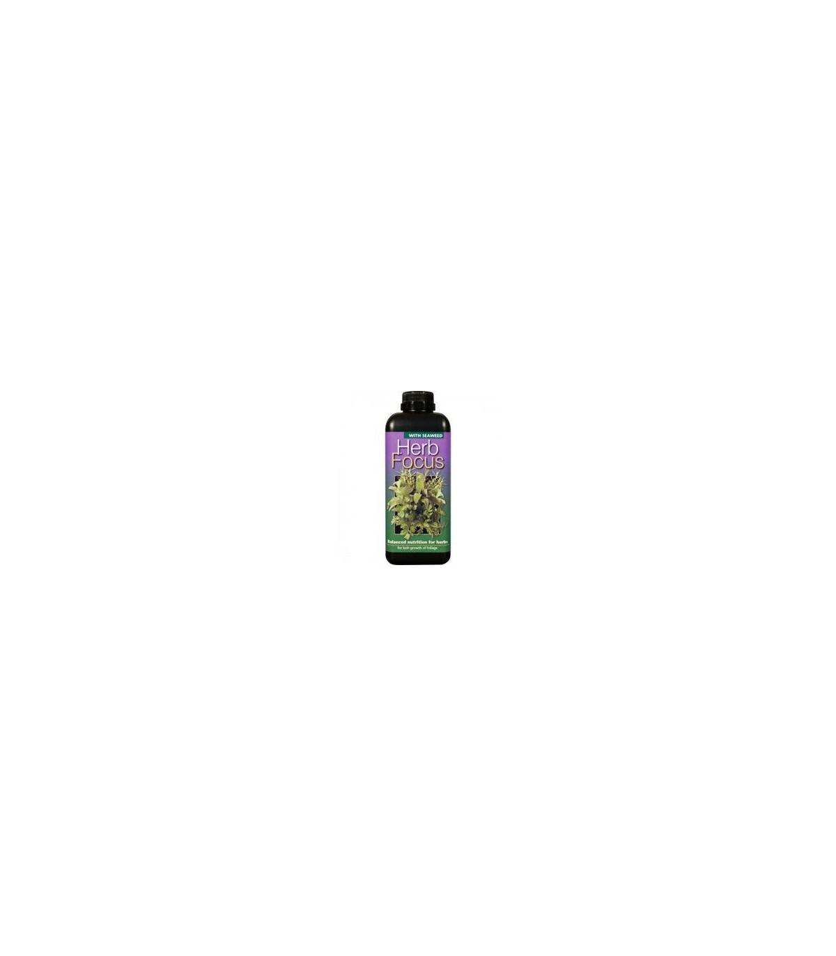 Hnojivo pro bylinky - Herb focus - 100 ml