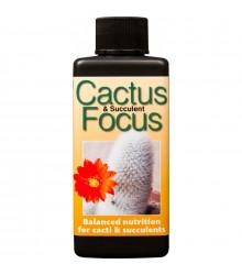 Hnojivo pro kaktusy - Cactus focus - 100 ml