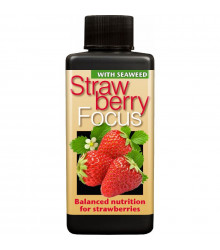 Hnojivo pro jahody - Focus - 100 ml