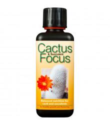 Hnojivo pro kaktusy - Cactus focus - 300 ml