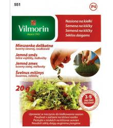 Semena na klíčky - Jemná směs - 20 g