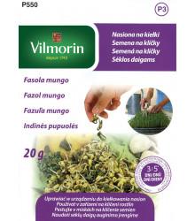 Semena na klíčky - Fazol mungo - 20 g