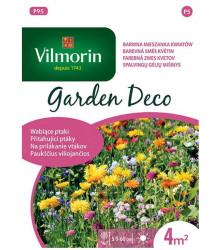Vilmorin - Barevná směs květin přitahujících ptáky - semena - 8 g
