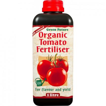 Hnojivo pro rajčata a papriky - bio hnojivo - Organic Tomato Feriliser - 1 l
