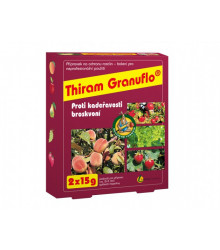 Thiram Granuflo - proti kadeřavosti broskvoní - 2 x 15 g