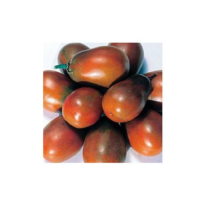 """Rajče- """"Černá švestka""""- semena- 6 ks"""