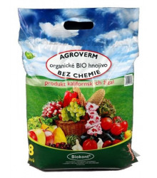 Přírodní hnojivo - Vermesfluid pro plodovou zeleninu - 980 ml