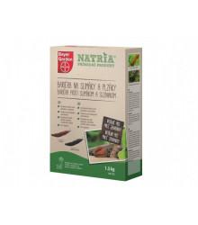 Bariéra na slimáky a plzáky 1,5kg - NATRIA přírodní produkt