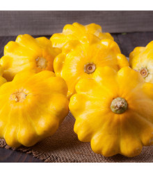 Patizon Golden Marbre - Cucurbita pepo - osivo patizonu - 5 ks
