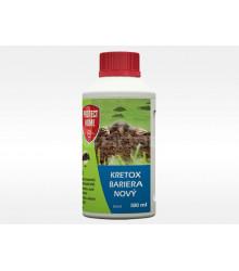 Kretox - Bariéra k odpuzování krtků - 500 ml