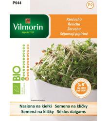 BIO řeřicha - bio semena řeřichy na klíčky - 15 g