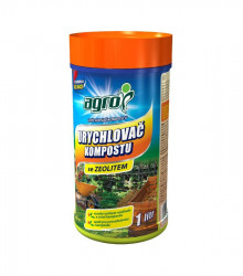 Agro - Urychlovač kompostu se zeolitem - 1 l