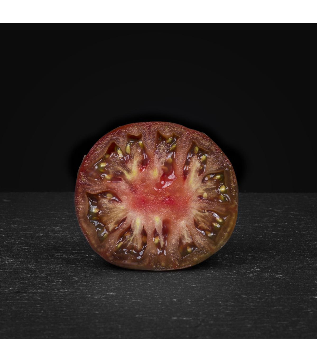 Rajče Černý muž - Lycopersicon esculentum - osivo rajčat - 6 ks