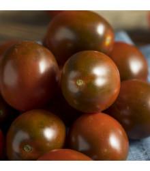 Rajče Brown Berry - Solanum lycopersicum - osivo rajčat - 7 ks