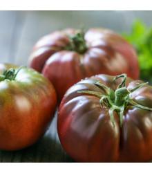 Rajče Brandywine černé - Lycopersicon Esculentum - osivo rajčat - 7 ks