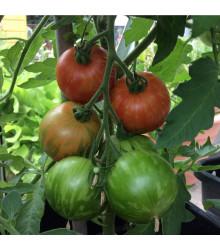 Rajče Tigrella - Solanum Lycopersicum - osivo rajčat - 6 ks