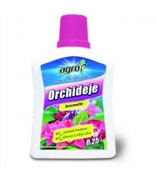 Agro - hnojivo na orchideje a bromélie - 250 ml