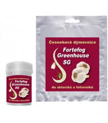 Česneková dýmovnice do skleníků - FORTEFOG - ochrana rostlin - 1 ks