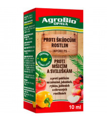 INPORO PS proti mšicím a sviluškám - AgroBio - koncentrát - 10 ml