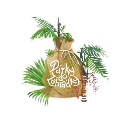 Set pro pěstitele palem a palmiček s dárkovým balením zdarma