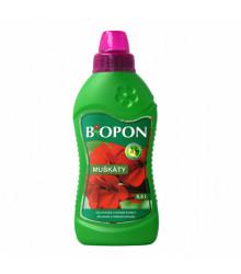 BIOPON - kapalné hnojivo pro muškáty - 0, 5 l