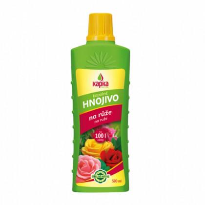 Hnojivo na růže - Kapka - 500 ml