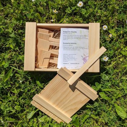 Dárková krabička plná voňavého koření