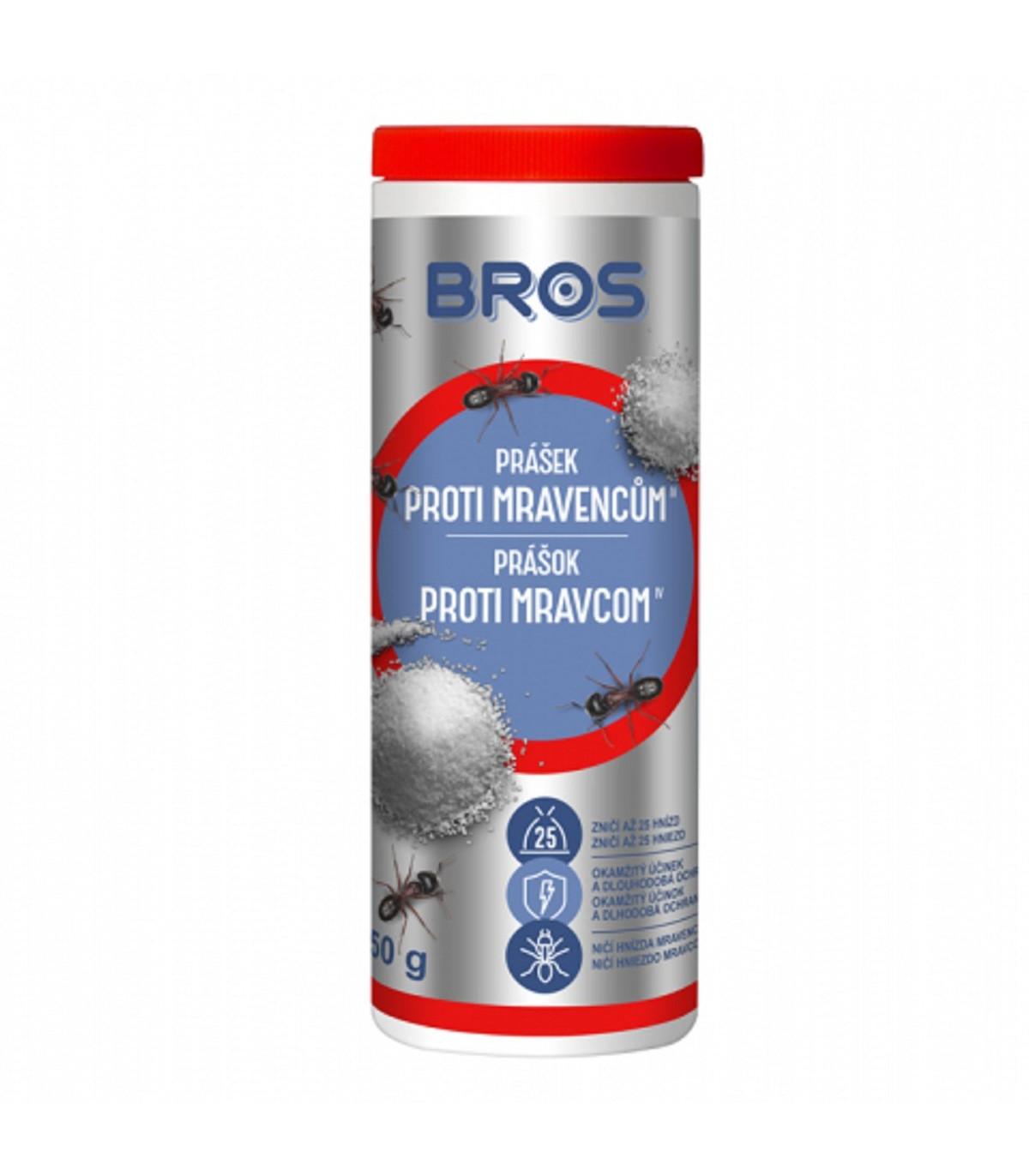 Prášek proti mravencům - Bros - 250 g