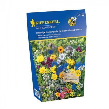 Květinová směs Wild Romantisch - osiva lučních květin - 100 g