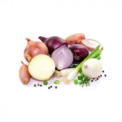 Cibulové zeleniny